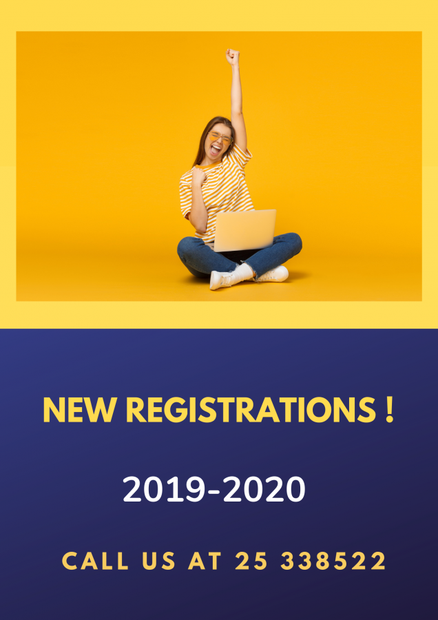 NEW REGISTRATIONS 2019 - 2020 - Interlead